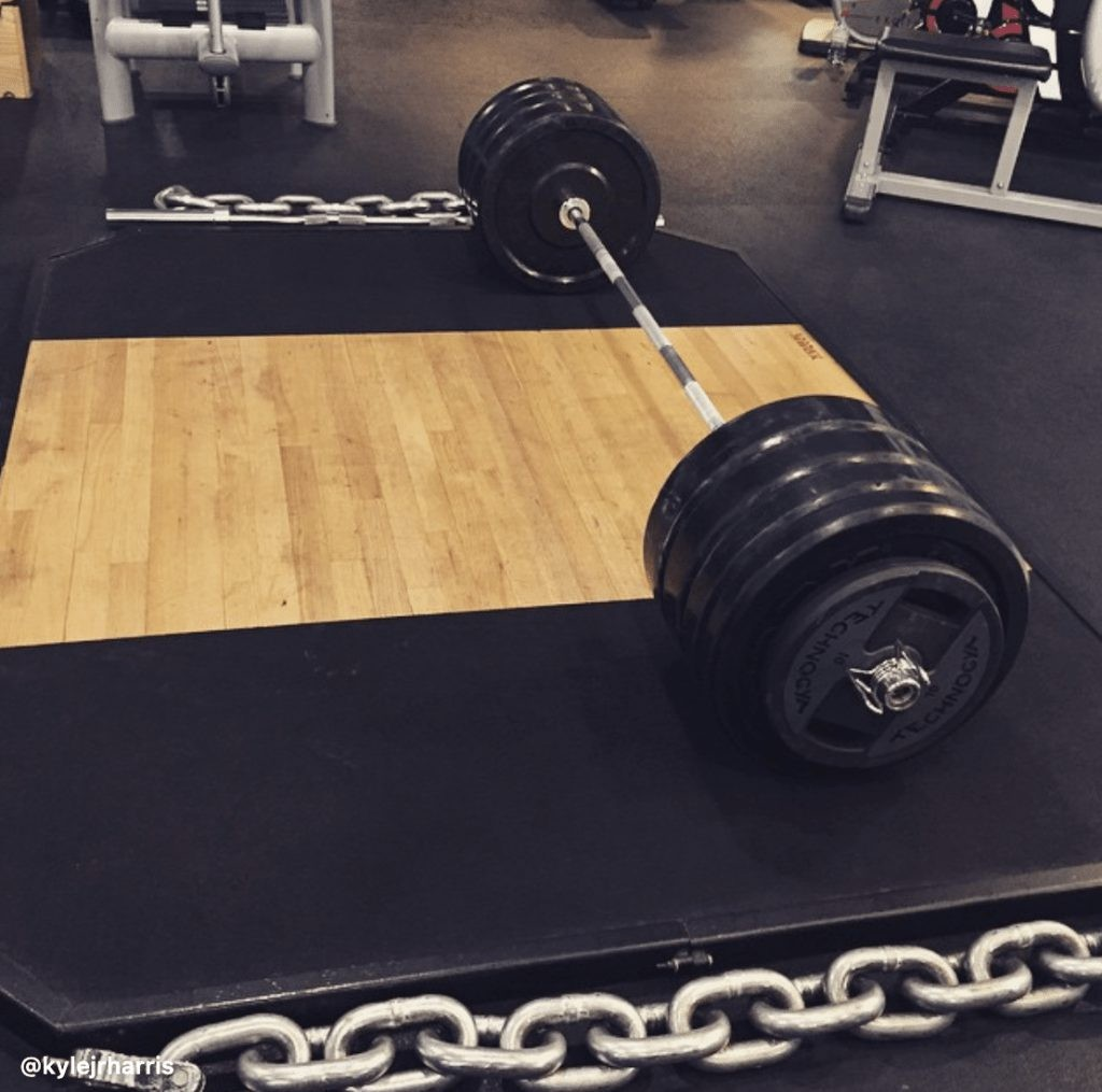 Barbell Area At Body Reform Gym