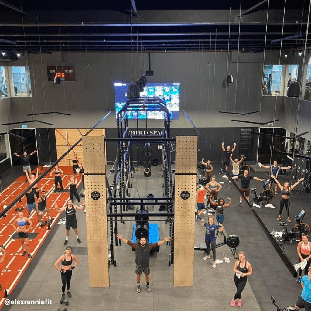 Third Space Gym in Canary Wharf